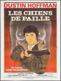 """Movie Posters:Crime, Straw Dogs (20th Century Fox, 1972). French Grande (47"""" X 63"""").Crime.. ..."""