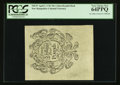 Colonial Notes:New Hampshire, Cohen Reprint New Hampshire April 3, 1742 20s PCGS Very Choice New 64PPQ.. ...