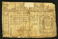 Colonial Notes:New York, New York February 16, 1771 10s Good.. ...