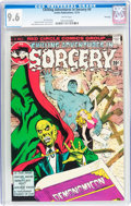 Bronze Age (1970-1979):Horror, Chilling Adventures in Sorcery #4 File Copy (Red Circle, 1973) CGCNM+ 9.6 White pages....