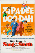 """Movie Posters:Animation, Song of the South (Buena Vista, R-1973). One Sheet (27"""" X 41""""). Animation.. ..."""