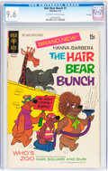 Bronze Age (1970-1979):Cartoon Character, Hair Bear Bunch #1 File Copy (Gold Key, 1972) CGC NM+ 9.6 Off-white to white pages....