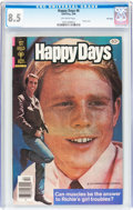 Modern Age (1980-Present):Humor, Happy Days #6 File Copy (Gold Key, 1980) CGC VF+ 8.5 Off-whitepages....