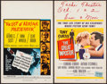 """Movie Posters:Mystery, The List of Adrian Messenger & Other Lot (Universal, 1963). Window Cards (2) (14"""" X 22""""). Mystery.. ... (Total: 2 Items)"""