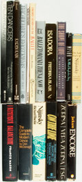 Books:Biography & Memoir, [Biography/Dance/Children's Literature]. Group of Seventeen BooksRelated to Dancing. Various publishers and dates.... (Total: 17Items)