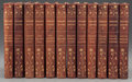 Paintings, A SET OF TWELVE JOHN L. STODDARD'S LECTURES, Published by J. S. Cushing & Co., Berwick & Smith, Norwood, Massachusetts, circ... (Total: 12 Items)