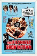 """Movie Posters:Adult, The Filthiest Show in Town & Other Lot (William Mishkin Motion Pictures Inc., 1973). One Sheets (59) (27"""" X 41"""") Flat Folded... (Total: 59 Items)"""