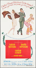 """Movie Posters:Comedy, Cactus Flower (Columbia, 1969). Three Sheet (41"""" X 77""""). Comedy....."""