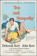 "Movie Posters:Drama, Tea and Sympathy & Other Lot (MGM, 1956). One Sheets (2) (27"" X 41""). Drama.. ... (Total: 2 Items)"