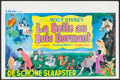 "Movie Posters:Animation, Sleeping Beauty (Elan Films, 1960). Belgian (14.25"" X 21.5"").Animation.. ..."