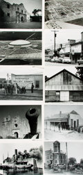 Books:Prints & Leaves, [Texas History/Cities]. Archive of Approximately Seventy-NinePhotographs Relating to the History of Various Texas Cities. I...