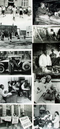 Books:Prints & Leaves, [African-American]. Archive of Approximately Forty-One PhotographsRelating to African-American History. Featuring images of...