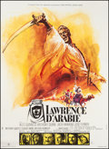"Movie Posters:Academy Award Winners, Lawrence of Arabia (Columbia, R-1971). French Grande (45.5"" X 62"").Academy Award Winners.. ..."