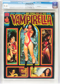 Magazines:Horror, Vampirella #45 Pacific Coast pedigree (Warren, 1975) CGC NM 9.4 Off-white to white pages....