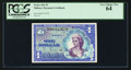 Military Payment Certificates:Series 661, Series 661 $1 PCGS Very Choice New 64.. ...