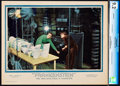 "Movie Posters:Horror, Frankenstein (Universal, 1931). CGC Graded Lobby Card (11"" X 14"")....."