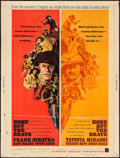 "Movie Posters:War, None But the Brave (Warner Brothers, 1965). Poster (30"" X 40"").War.. ..."