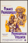 "Movie Posters:Adventure, Prehistoric Women & Others Lot (20th Century Fox, 1967).Belgian Posters (3) (13.75"" X 21"" & 14.25"" X 21.5"").Adventure.. ... (Total: 3 Items)"