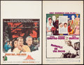 """Movie Posters:Adventure, The Devil at 4 O'Clock & Other Lot (Columbia, 1961). WindowCards (2) (14"""" X 22""""). Adventure.. ... (Total: 2 Items)"""
