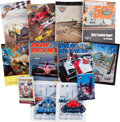 Miscellaneous Collectibles:General, 2000's Indianapolis 500 Programs & Publications Lot of...