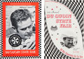 Miscellaneous Collectibles:General, 1960's-70's Signed DuQuoin State Fair Auto Racing Programs Lot of38....
