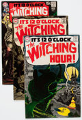 Bronze Age (1970-1979):Horror, The Witching Hour Group (DC, 1969-73) Condition: Average FN....(Total: 19 Comic Books)