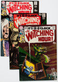 Bronze Age (1970-1979):Horror, The Witching Hour Group (DC, 1969-72) Condition: Average VF....(Total: 8 Comic Books)