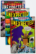 Silver Age (1956-1969):Horror, Tales of the Unexpected Group (DC, 1965-69) Condition: AverageFN.... (Total: 12 Comic Books)