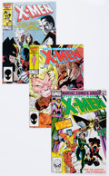 Modern Age (1980-Present):Superhero, X-Men Box Lot (Marvel, 1981-88) Condition: Average VF.... (Total: 3Box Lots)