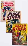 Golden Age (1938-1955):Miscellaneous, Atlas/Marvel Golden and Silver Age Comics Group (Atlas,1949-69).... (Total: 9 Comic Books)