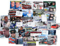 Miscellaneous Collectibles:General, 1950's-2010's ARCA Drivers Photographs & Hero Cards Lot of500....