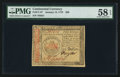 Colonial Notes:Continental Congress Issues, Continental Currency January 14, 1779 $50 PMG Choice About Unc 58EPQ.. ...