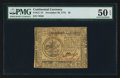 Colonial Notes:Continental Congress Issues, Continental Currency November 29, 1775 $5 PMG About Uncirculated 50EPQ.. ...