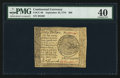 Colonial Notes:Continental Congress Issues, Continental Currency September 26, 1778 $60 PMG Extremely Fine 40.....