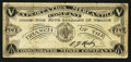Obsoletes By State:Nevada, Goldfield, NV- Exploitation Mercantile Company (Industrial Workers of the World) $5 circa Jan.-Mar. 1908. ...