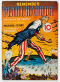 Golden Age (1938-1955):War, Remember Pearl Harbor #nn (Street & Smith, 1942) Condition:VG....