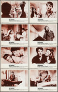 "Movie Posters:Comedy, The Graduate (Embassy, 1968). Lobby Card Set of 8 (11"" X 14"").Comedy.. ... (Total: 8 Items)"