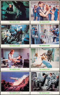 """The Green Slime (MGM, 1969). Lobby Card Set of 8 (11"""" X 14""""). Science Fiction. ... (Total: 8 Items)"""