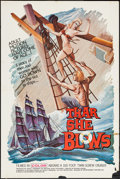 """Movie Posters:Adult, Thar She Blows (Entertainment Ventures, Inc., 1968). One Sheet (28"""" X 42""""). Adult.. ..."""