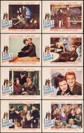 """Movie Posters:Drama, I Love a Soldier (Paramount, 1944). Lobby Card Set of 8 (11"""" X 14""""). Drama.. ... (Total: 8 Items)"""