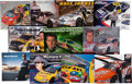 Miscellaneous Collectibles:General, 2003-09 Racing Hero Cards Lot of 2 Albums....