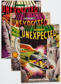 Silver Age (1956-1969):Horror, Tales of the Unexpected Group (DC, 1959-61) Condition: AverageVG.... (Total: 11 Comic Books)