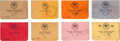 Miscellaneous Collectibles:General, 1940's-50's AAA Race Driver & Mechanic Licenses Lot of 8....