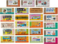 Miscellaneous Collectibles:General, 1970s-80s Indianapolis 500 Ticket Stubs Lot of 20....