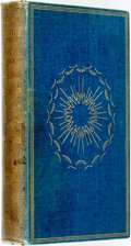 Books:Biography & Memoir, Thomas Carlyle. Sartor Resartus. The Life and Opinions of HerrTeufelsdröckh. [London:] The First Editions Club, 193...
