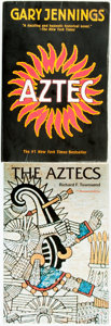 Books:World History, [Aztec]. [Non-Fiction/Historical Fiction]. Pair of Books on Aztec History. Richard F. Townsend. The Aztecs. [New... (Total: 2 Items)