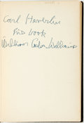 Books:Literature 1900-up, William Carlos Williams. INSCRIBED. In the American Grain.New York: Albert and Charles Boni, 1925. Inscribed by t...