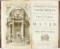 Books:Religion & Theology, [Religion & Theology]. The Book of Common Prayer and Administration of the Sacraments... London: Printed by Charles ...