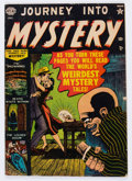 Golden Age (1938-1955):Horror, Journey Into Mystery #8 (Marvel, 1953) Condition: VG....