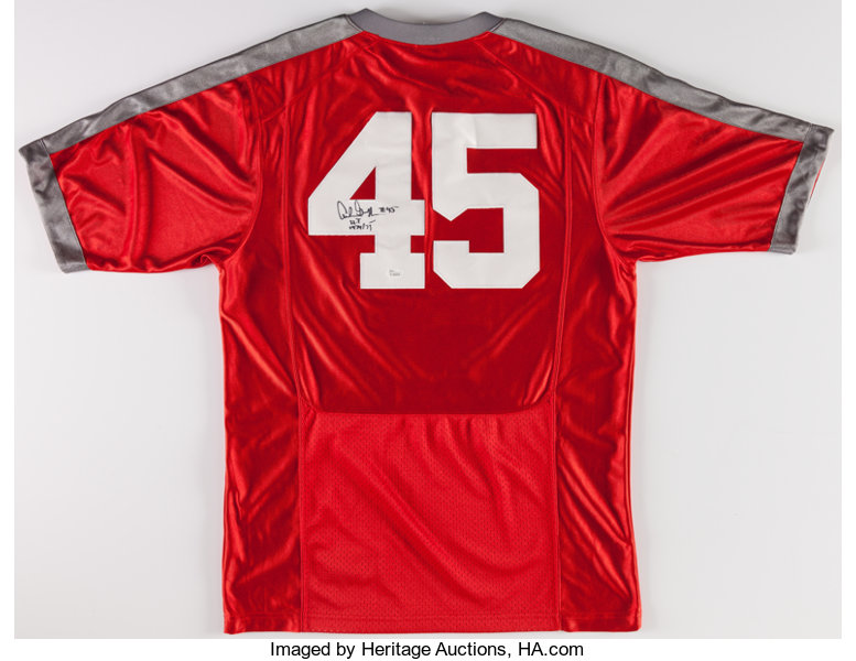 0ff128f7e1d Football Collectibles:Uniforms, Archie Griffin Signed Ohio State Buckeyes  Jersey.